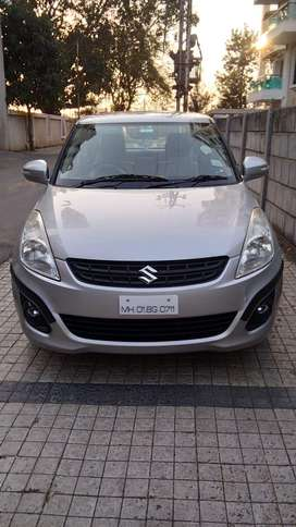 Maruti Suzuki Swift Dzire VXI 1.2, 2013, Petrol