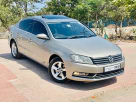 Volkswagen Passat 2.0 TDI AT Highline, 2013, Diesel