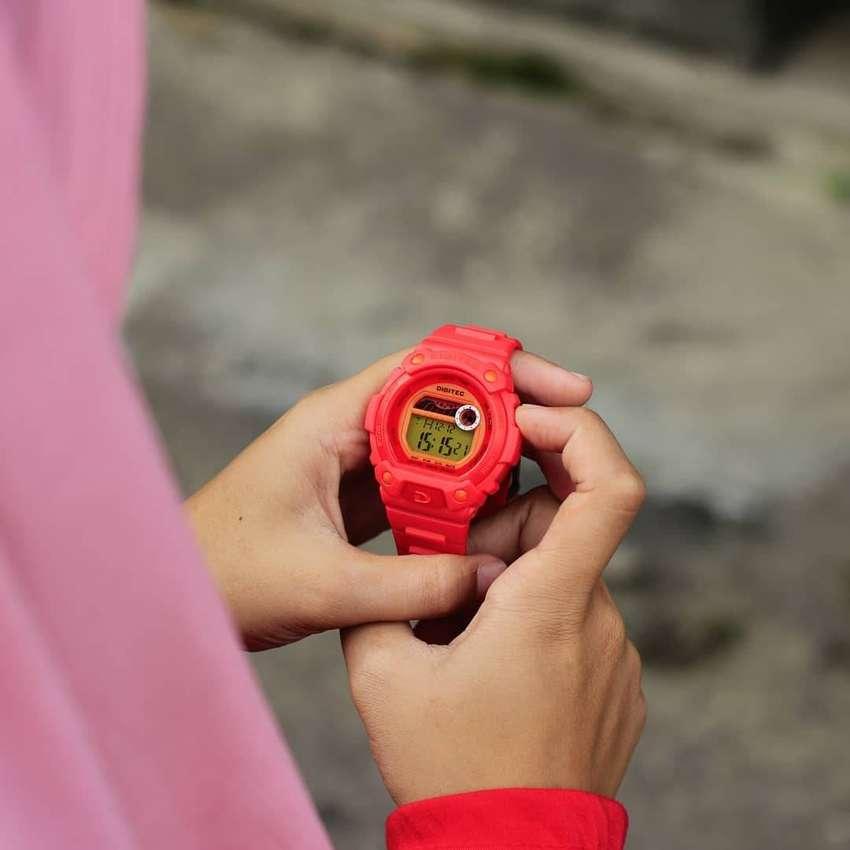Jam Tangan Awet Digitec Digital DG0869PB Cewek Solusi Jam Terbaik Hand 0