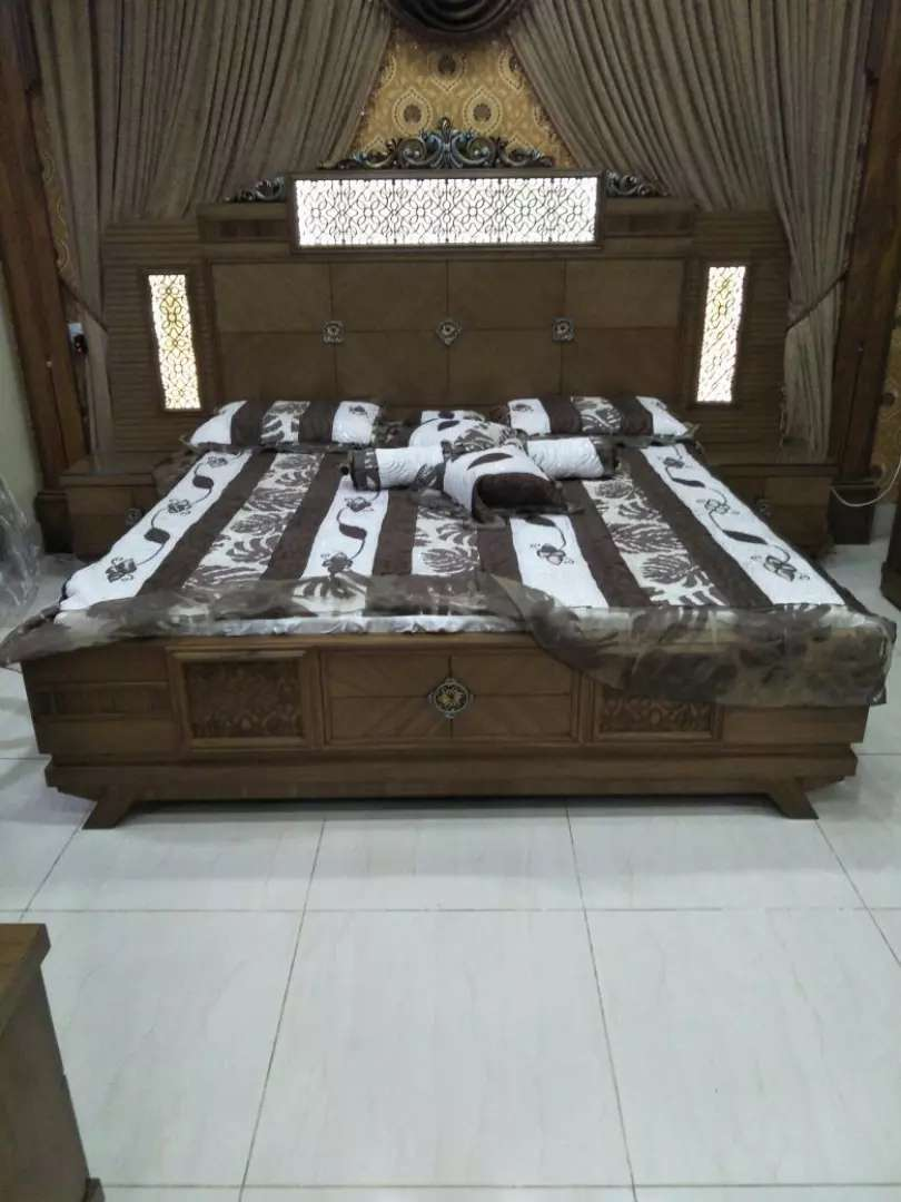 New Double bed  best quality 0
