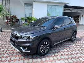 2018 Suzuki SX4 S-Cross AKK Hatchback Mulus Like New