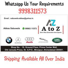 A to Z Auto Parts Ahmedabad