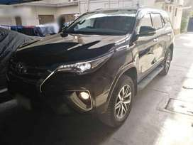 Toyota fortuner 2017 get on very very easy monthly installments