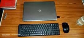 H.p. Laptop  good qwality with finger lock felicity 4 gb Ram