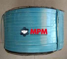Strapping Band 12mm Biru Tali Mesin Straping Pengikat Barang