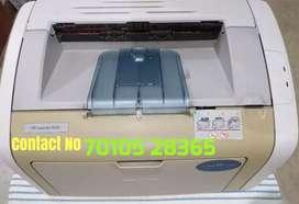 HP 1020 Laser Printer For Sale