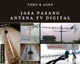 Ahli Jasa Pasang Baru Antena Tv Digital