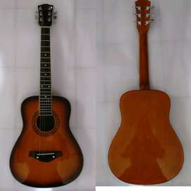 gitar akustik junior