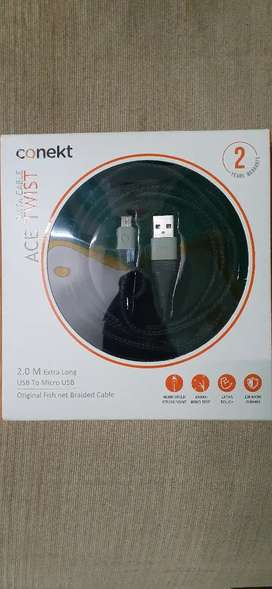Samsung fast charger cable normal type