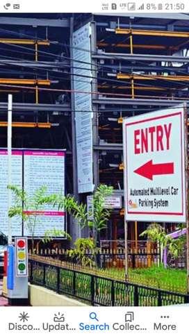 Car Parking Facility at Zoo Road