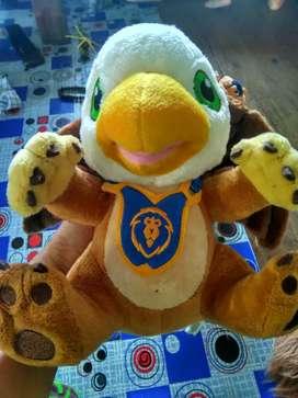 Boneka World of Warcraft Gryphon Hatchling Blizzard Original