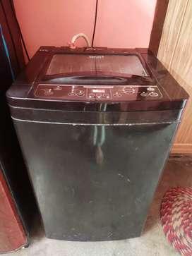 Godrej washing machine, fully automatic,6.5 kg