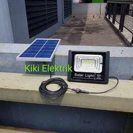 Lampu Sorot Tenaga Surya 25 watt / Lampu Solar Cell / Tenaga Matahari