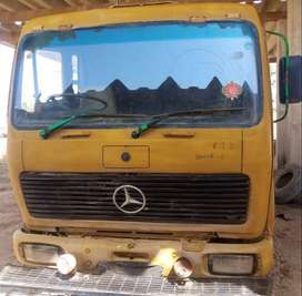 Sale Mercedes Tractor 1625 with Trailer 40 ft