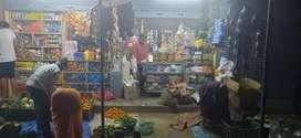 double door store  beside krishna bekary for sale