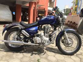Modified RE Thunderbird 350 2003