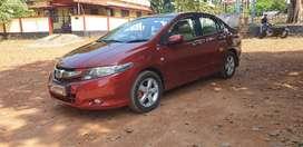 Honda City 1.5 V Automatic Exclusive, 2010, Petrol