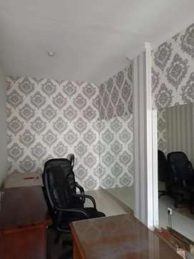 Wallpaper premium dinding terbaru custom 00324