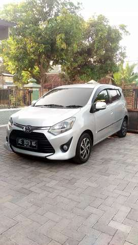 AGYA 1.2 ASLI AE TH. 2017 -  MATIC