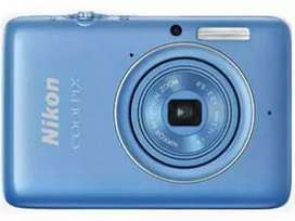 SR Kamera Nikon Coolpix S02