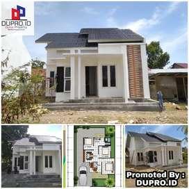 Mibo - Rumah dijual Type 60 3 Kamar Tidur Tanah +- 130 m di Banda Aceh