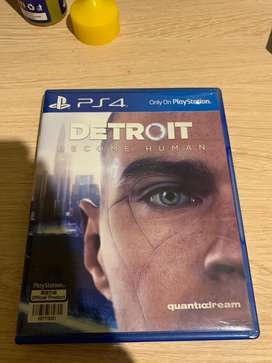 BD PS4 PS 4 Detroit
