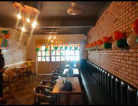2lac net profit restaurant available without any setup cost