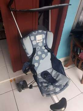 Stroller isport prelove