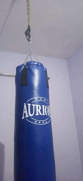 Punching bag ( filled)