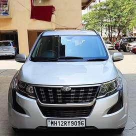 Mahindra XUV500 W5, 2019, Diesel