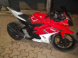 R15 good condition and smart bike