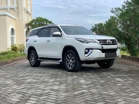 [KM 15rb] Toyota Fortuner VRZ tahun 2016, very low km