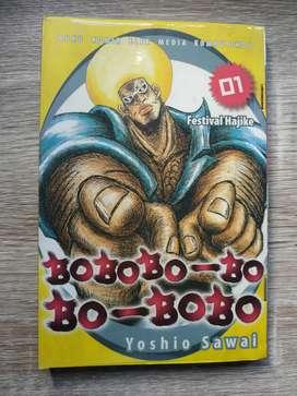 Komik BOBOBO-BO BO-BOBO #1