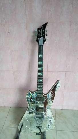 Gitar wasburn PS1800CM