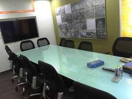 Fully Furniesd office for rent at Palasiya Indore 9926666O43