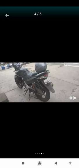 Both tyre new condition bike
