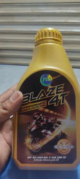 Motorcycle engine oil high quality pso