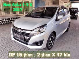 New AyLa 1.2X manual istimewa thn 2017 bs TT agya wagon brio