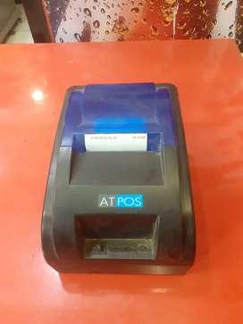 New bluetooth bill printer