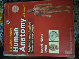 B.d Chaurasia anatomy