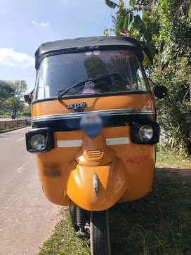 Ape City Diesel Auto 2014 model