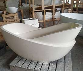 Bathub Terrazzo Nuansa Mewah 13