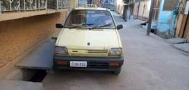Mehran Vx Cab 1989 model Inbox for contact no