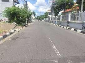 Tanah 800m2 di Tengah Kota Jogja Bumijo Cocok Usaha, Kantor Tepi Jalan