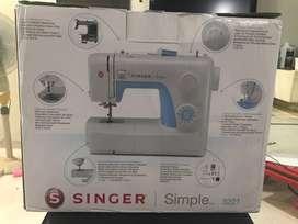 Mesin Jahit Portable SINGER 3221