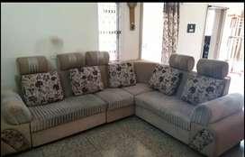 Sofa set 6 seater at 10k