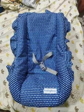 baby carrycot (basket) of babyhug