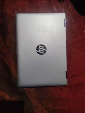HP pavalion leptop tuch screen mini