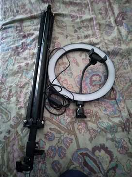 Ring light for sale in a good condition