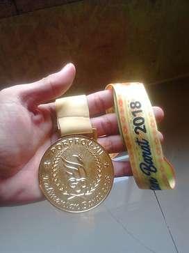 Medali PORROV XII - KALBAR 2018